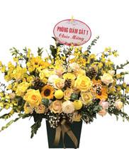 Đặt hoa khai trương tại Hà Nội