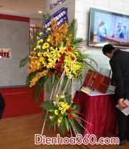 Dien hoa, Điện hoa chúc mừng Khai trương Häfele Việt Nam