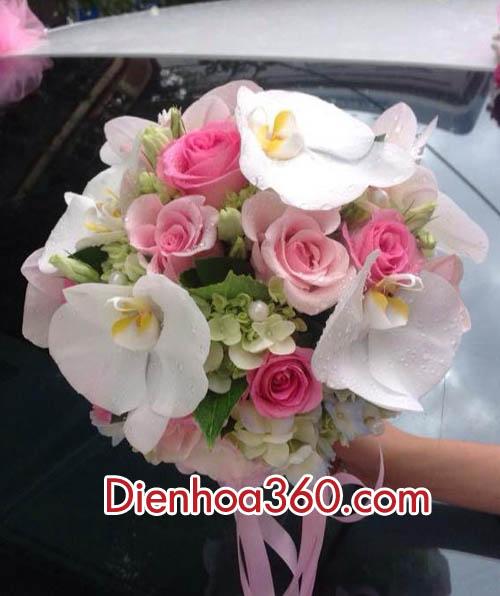 Hoa trang trí đám cưới