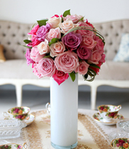Hoa hồng-Bình hoa hồng đẹp