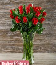 Cách tặng hoa sinh nhật, Hoa sinh nhật và cách tặng hoa