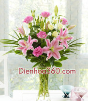 Hoa Sinh nhật, mẫu hoa sinh nhật đẹp, cách chọn quà tặng bạn gái ?