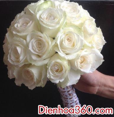 Hoa cưới màu trắng