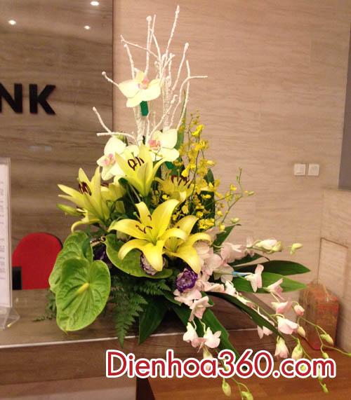 Hoa định kỳ tại Hà Nội