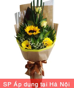 Điện hoa – hoa hướng dương