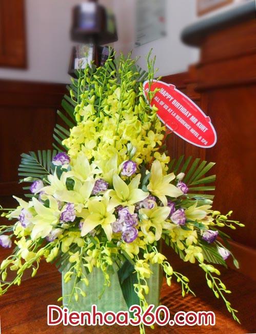Đặt hoa online HCM