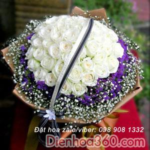 Hoa sinh nhật, hoa tặng người yêu đẹp