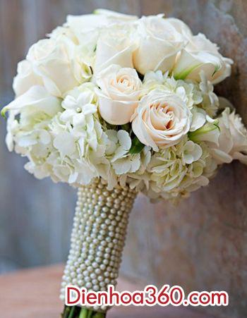 Địa chỉ đặt hoa cô dâu