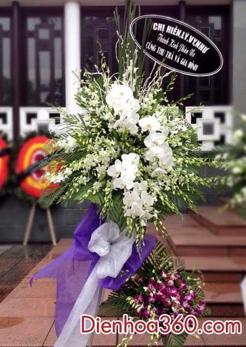 Đặt hoa tang CB31
