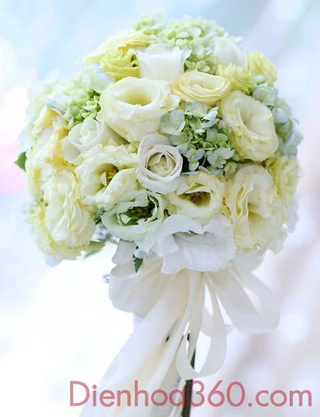 Hoa đám cưới đẹp