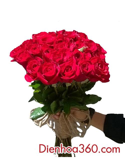 Điện hoa trực tuyến-tình yêu chân tình