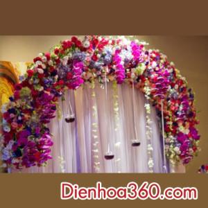 trang tri cong hoa cuoi, cong_hoa_cuoi
