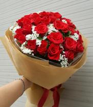 hoa sinh nhật | Bó hoa hồng đỏ đẹp