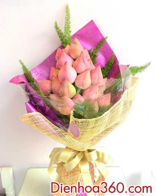 sen, hoa bo, bo hoa sen