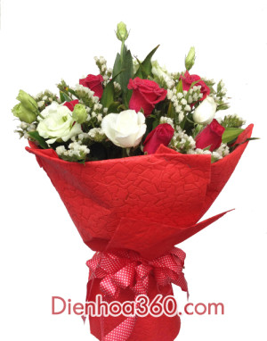 Tặng hoa online
