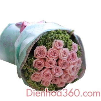 Hoa bó tươi đẹp