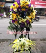 Hoa đám tang và ý nghĩa màu sắc của hoa khi sử dụng hoa chia buồn