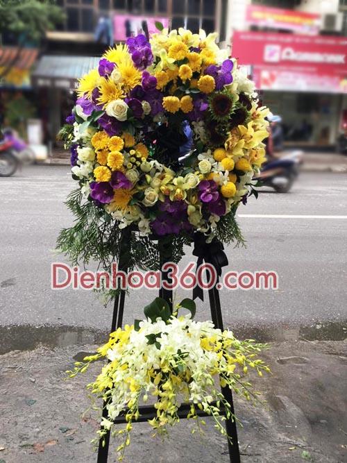 Hoa tang lễ