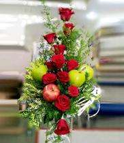 Binh hoa tặng sinh nhật