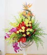 Mua bình hoa tươi tại Hà Nội