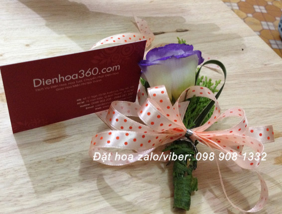 Hoa đeo tay, hoa đeo cổ tay-hoa sự kiện
