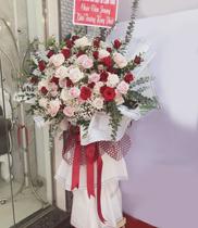 Hoa khai trương hoa hồng