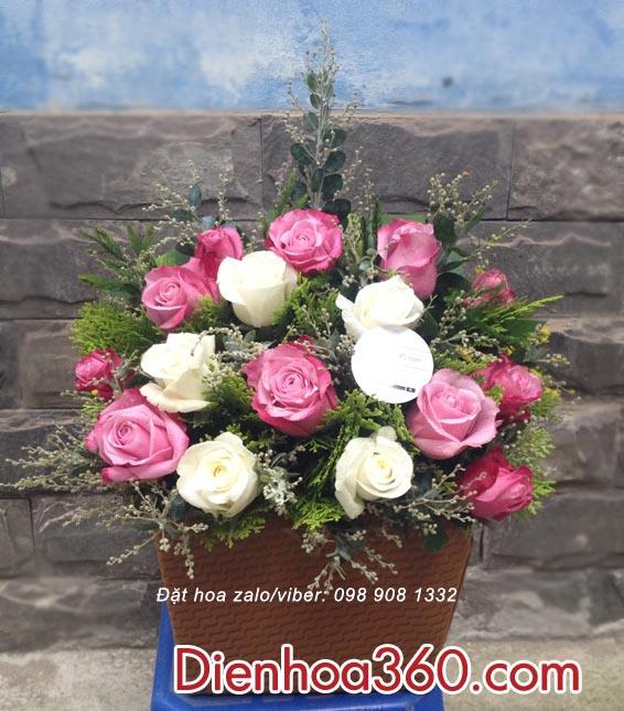 Hoa sinh nhật-điện hoa sinh nhật
