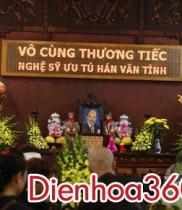 Gửi Vòng hoa chia buồn nghệ sĩ Hán Văn Tình – Hoa chia buồn Nhà tang lễ Hà Nội