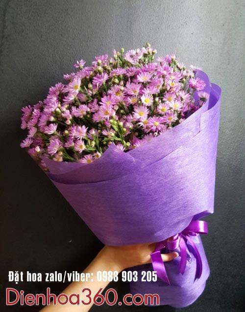 Hoa thạch thảo-bó hoa thạch thảo đẹp