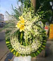 Đặt vòng hoa chia buồn giá rẻ tại Hà Nội cách thức đặt như thế nào