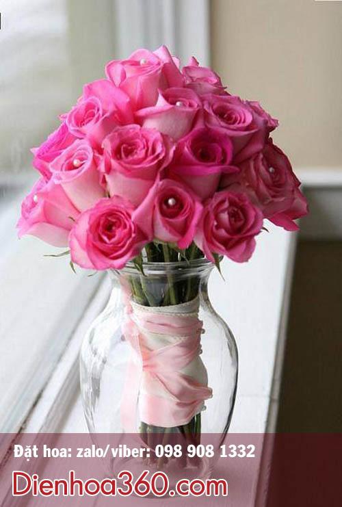 Hoa cưới giá rẻ-mẫu hoa cầm tay cô dâu đẹp