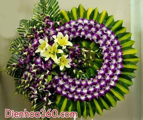 Hoa đám ma-gửi hoa đám ma