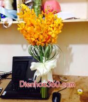 Hoa chúc mừng ngày nhà giáo Việt Nam 20-11