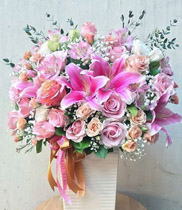 Hoa tươi chúc mừng đẹp