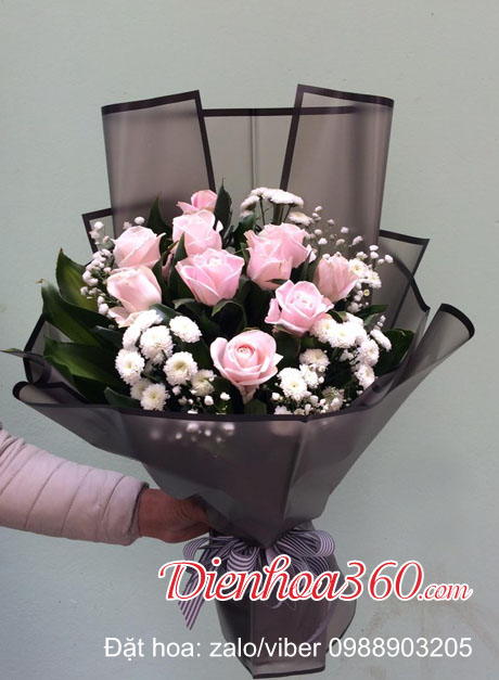 Tặng hoa sinh nhật hoa tươi