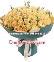 Chọn màu hoa nào trong ngày Valentine-gửi điện hoa valentine với hoa hồng gì?