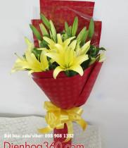 Sự tích hoa ly và ý nghĩa buồn về hoa ly (lily)