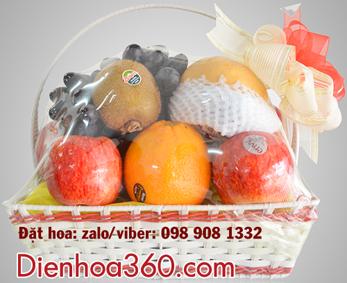 Giỏ trái cây giá rẻ nhất