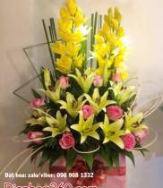 Nơi mua hoa sinh nhật thuận tiện và nhanh chóng nhất?