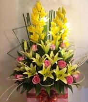 Hoa chúc mừng sinh nhật-hoa địa lan_hoa ly