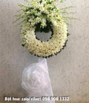 Đặt hoa tang lễ quận gò vấp-mua hoa chia buồn quận gò vấp