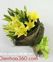 Xin lỗi bạn gái thì nên tặng hoa gì? Dịch vụ điện hoa