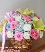 Tặng hoa Valentine nên tặng số lượng bao nhiêu bông?