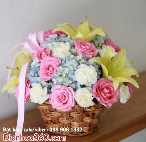 Hoa tặng kỷ niệm ngày cưới