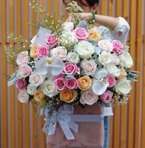 Hoa tươi giá rẻ tại Hà Nội-cửa hàng hoa tươi
