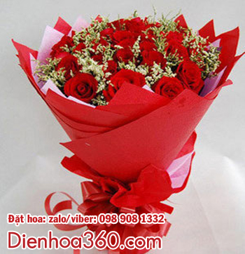 Hoa valentine hoa tình yêu