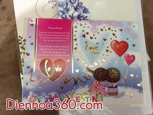 thiep tang valentine