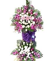 Vòng hoa viếng CB57