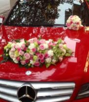 Bộ xe hoa-hoa cưới đẹp