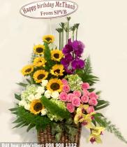 Cách chăm sóc hoa tươi-cách chơi hoa tết được bền lâu